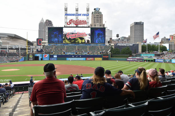 OH: Tampa Bay Rays v Cleveland Indians