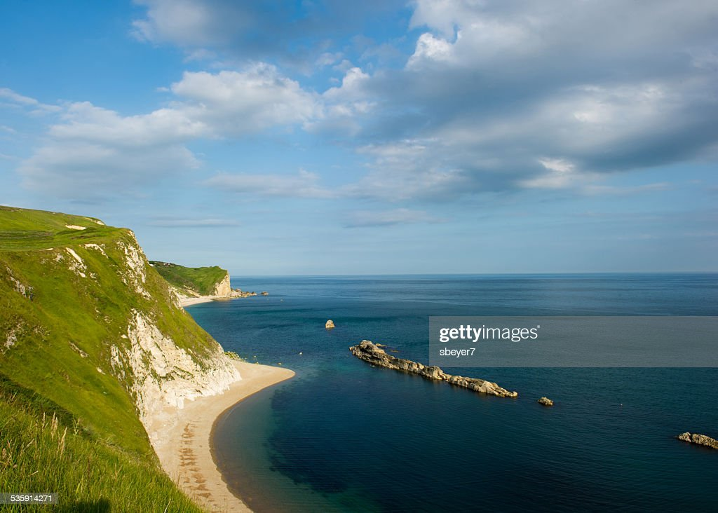 The Cliffs Of Durdle Door : Stock Photo