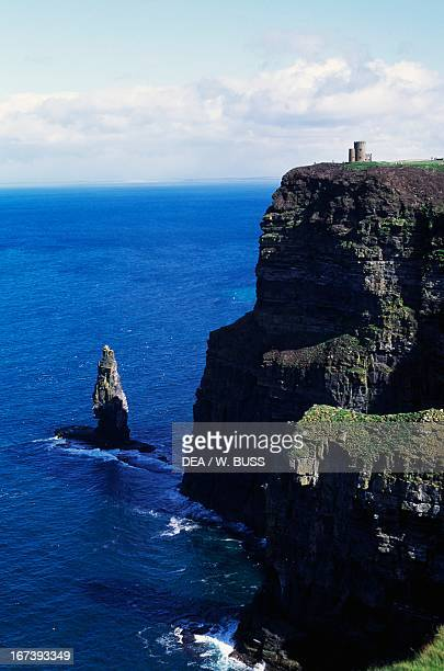 The Cliffs of Moher Burren County Clare Ireland