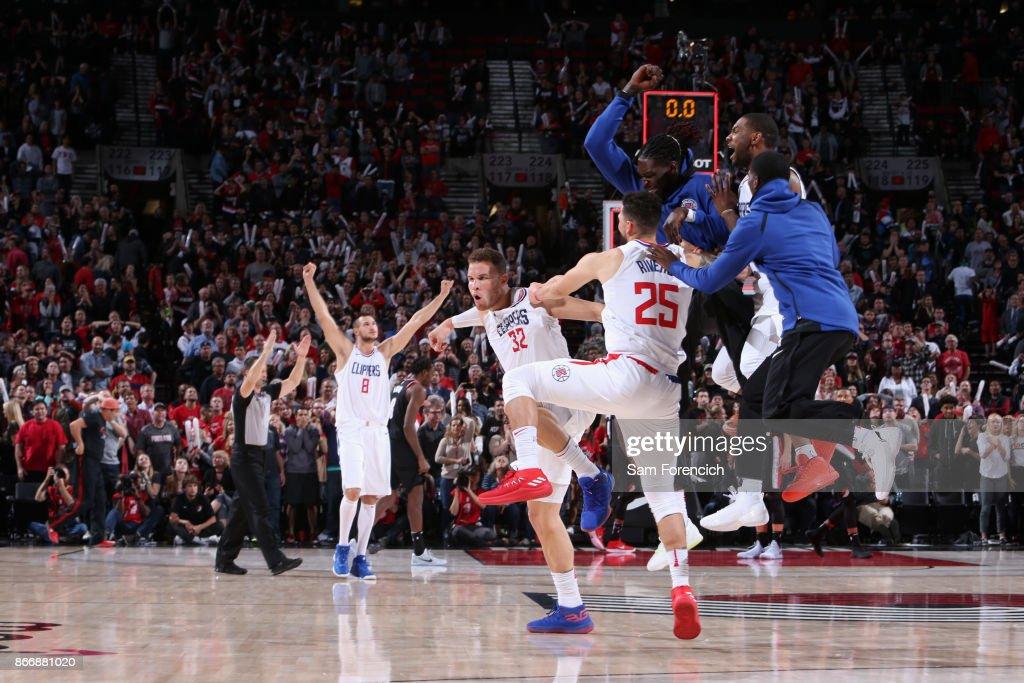 Los Angeles Clippers v Portland Trail Blazers : News Photo