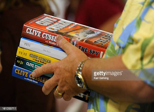 The Clive Cussler's Collectors Society met at the Cussler Museum in Arvada Saturday night September 10 2011 Members from around the country gather...
