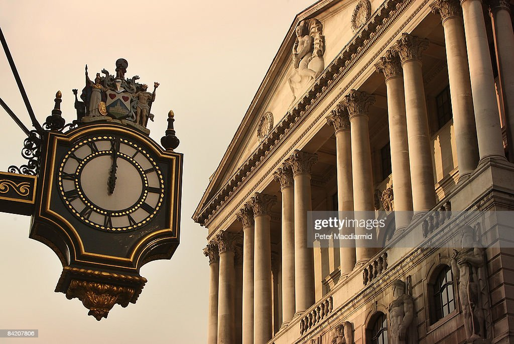 Bank Of England Cut Interest Rates To All Time Low : News Photo