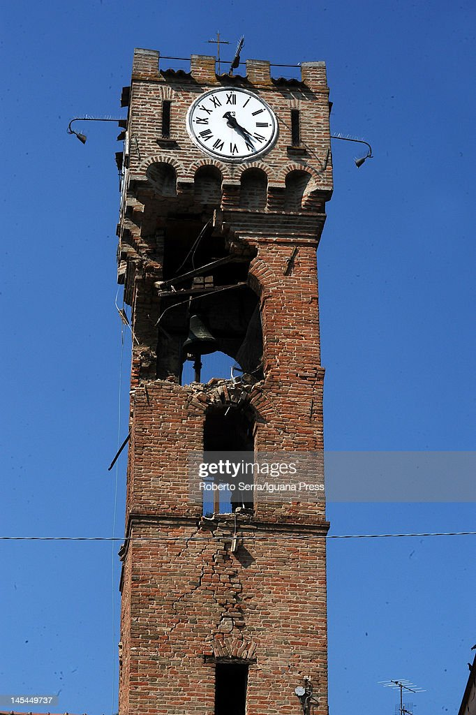 Earthquakes In Northern Italy Leave 17 Dead And 15000 Displaced ...