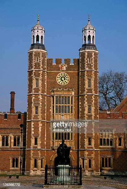 The clocktower of Eton College. Eton College was founded in 1440 by King Henry VI. The College originally had 70 King's Scholars or 'Collegers' who lived in the College and were educated free, and a small number of 'Oppidans' who lived in the town of Eto