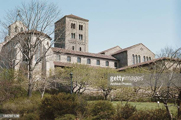 The Cloisters in Fort Tryon Park New York City circa 1960