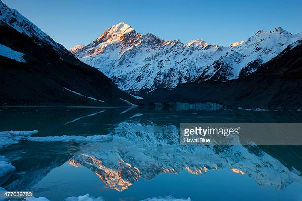 The Closest Look at Mt Cook, The Highest Mountain