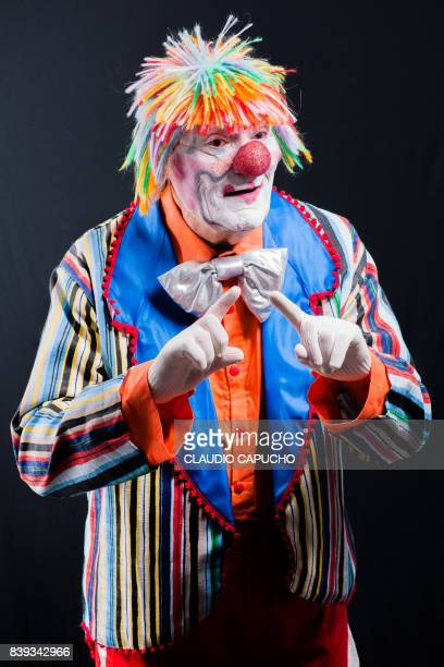 the clown - claudio capucho stock photos and pictures