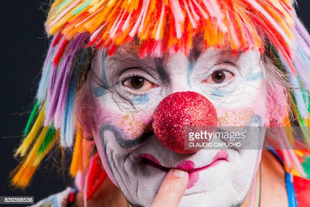 the clown - clown stock-fotos und bilder