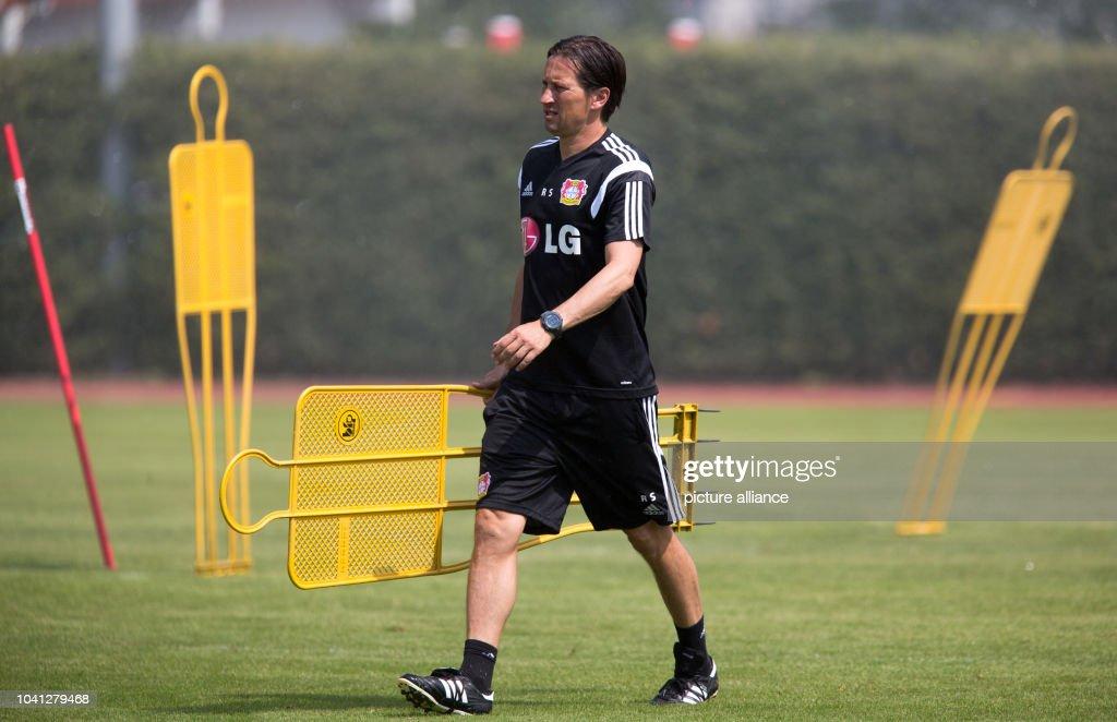 Roger Schmidt Trainer
