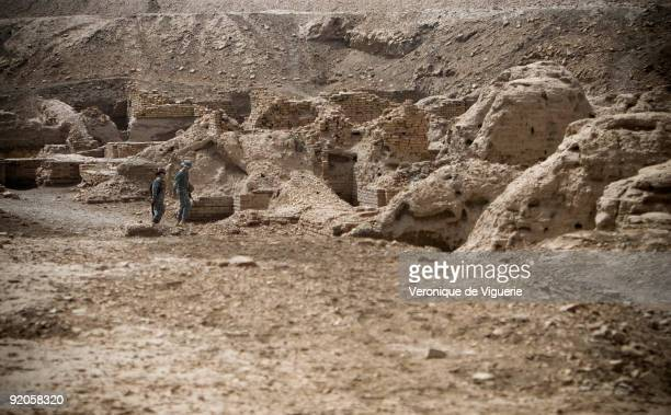The Coalition Forces have one of their base situated in Ur archeological site where Abraham was supposedly born On the site there are is an old...