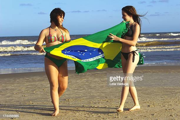 the coast of brazil! - yoke stock photos and pictures