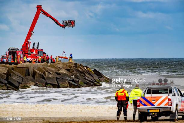 The coastguard, police and fire brigade looking for possibly three more missing surfers lost at sea. The search for possibly three more missing...