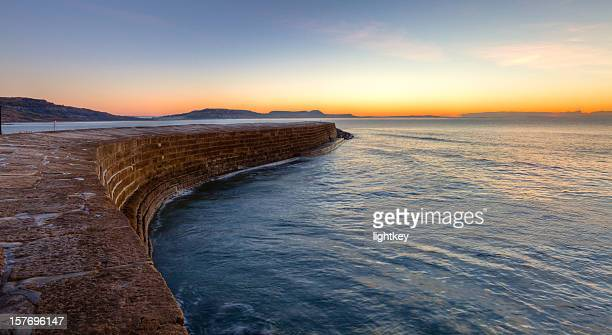 the cobb - jetty stock pictures, royalty-free photos & images