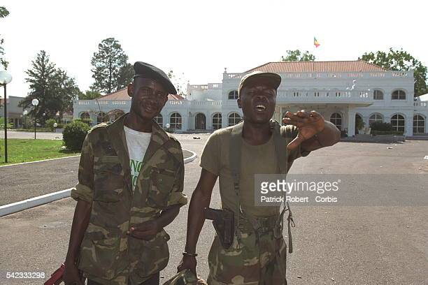 The Cobra Militia of General Denis SassouNguesso held by Angolan troops entered in Brazzaville and defeated government and militia troops loyal to...