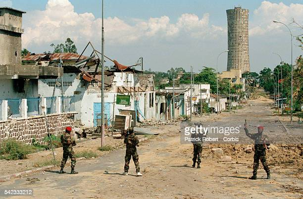 The Cobra Militia of General Denis SassouNguesso held by Angolan troops entered Brazzaville and defeated government and militia troops loyal to...