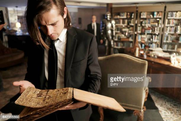 THE MAGICIANS The Cock Barrens Episode 206 Pictured Jason Ralph as Quentin