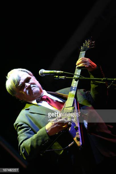 The Codetalkers feat Col Bruce Hampton during Vegoose Music Festival 2005 Day 1 The Codetalkers Featuring Bruce Hampton at Sam Boyd Stadium in Las...