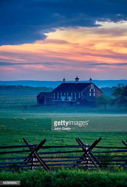 The Codori Farm Gettysburg National Military Park