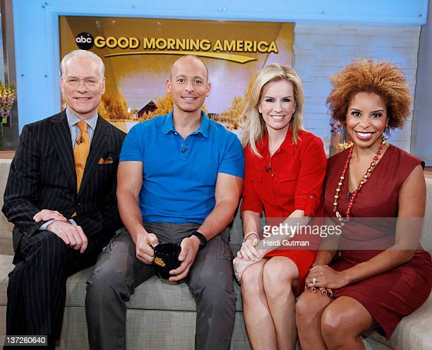AMERICA The cohost of Walt Disney Television via Getty Images's new daytime program The Revolution appeared today on Good Morning America Good...