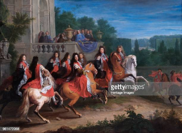 The Colbert family' circirca 1680circirca 1683 The Colberts were a prominent family during the geign of Louis XIV of France including the...