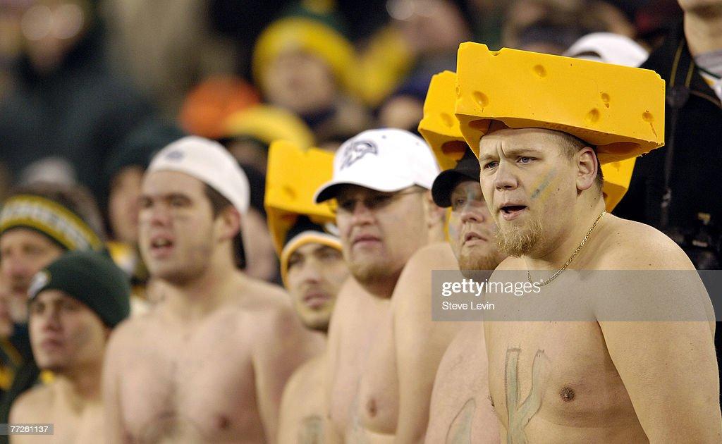 Minnesota Vikings vs Green Bay Packers - November 21, 2005 : ニュース写真