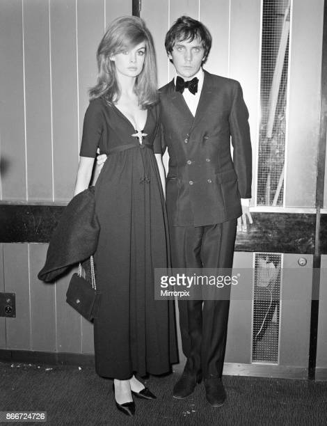 The Collector 1965 film premiere at the Columbia Theatre London Wednesday 13th October 1965 picture shows Terence Stamp who stars as character...
