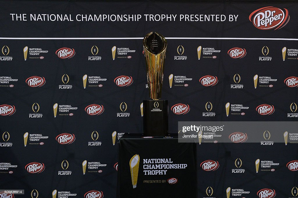 College Football Playoff National Championship - Media Day : News Photo