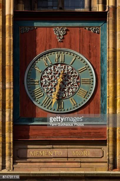 The Collegiate Cathedral Saint Martin, Colmar, Haut Rhin, Alsace, France