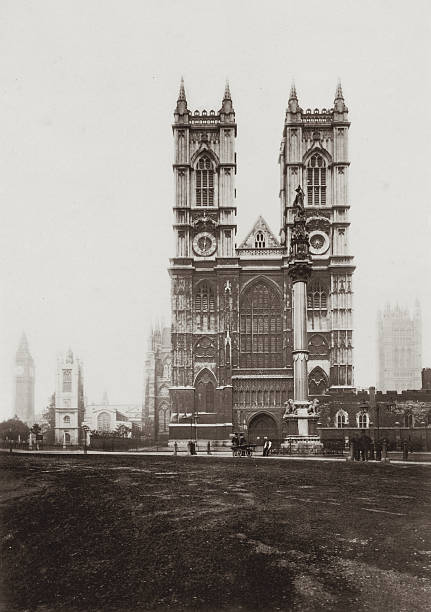 The Collegiate Church of St Peter in Westminster, commonly...