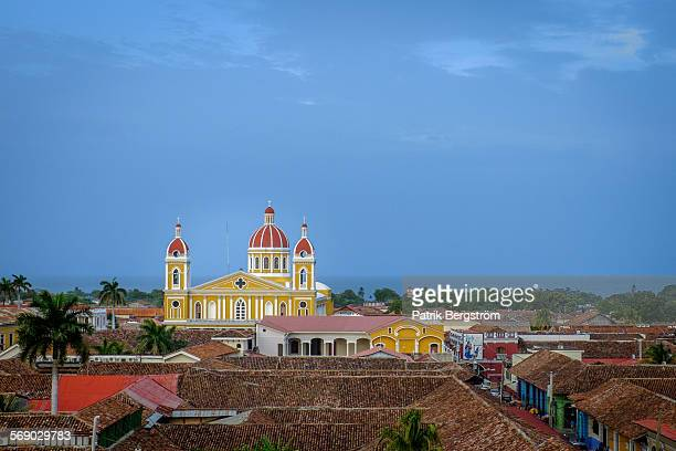 The Colonial City of Granada in Nicaragua
