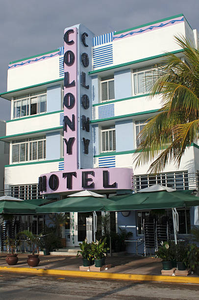Art Deco Hotels In South Beach Miami Florida