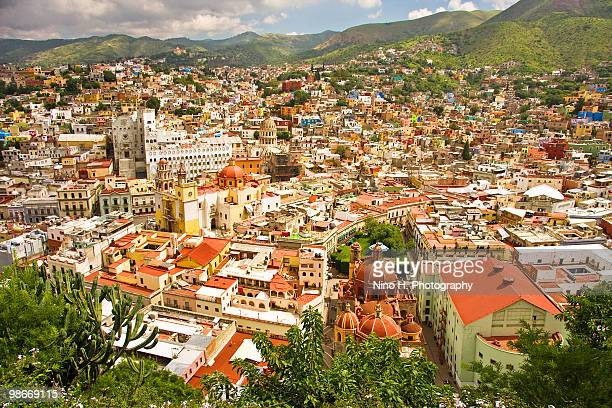 The color of Guanajuato - Mexico
