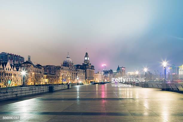 the color of the Bund