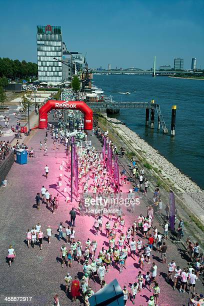 The Color Run in Cologne