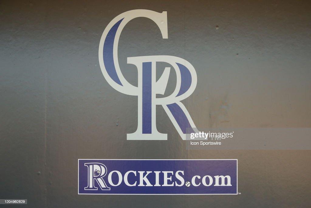 MLB: MAR 03 Spring Training - Cubs at Rockies : News Photo