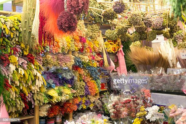 The Colorful Dry Flower Store