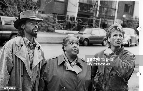 MACGYVER The Coltons Airdate October 14 1991 ANDERSON