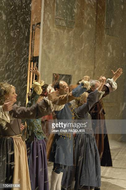 The Comedie Francaise In France In 2006 Il Campiello by Carlo GoldoniAcclamations