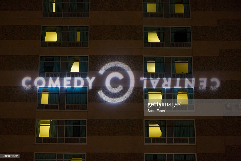 """Comedy Central's """"The Daily Show With Trevor Noah"""" Presents Podium Pandemonium - A Debate About Debates, New Hampshire Primary 2016 Event & Post-Reception : News Photo"""