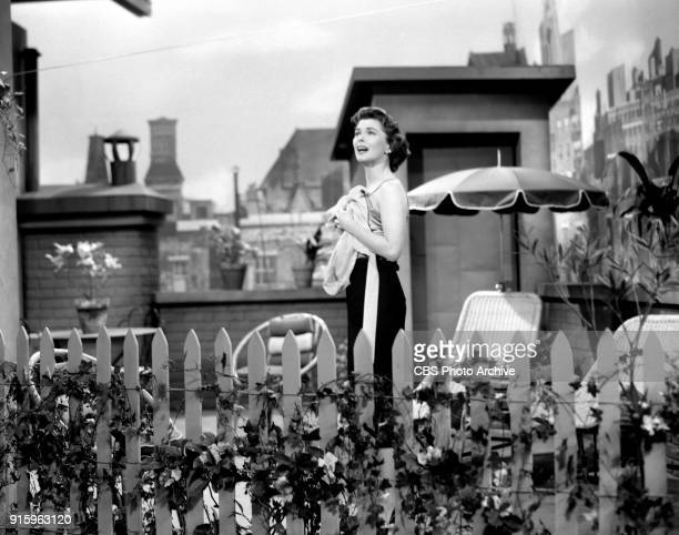 The Comedy Spot a summertime television anthology series Adventures of a Model an undeveloped television sitcom featuring actress Joanne Dru Pictured...