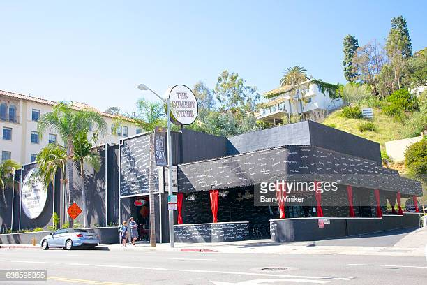 The Comedy Store, West Hollywood