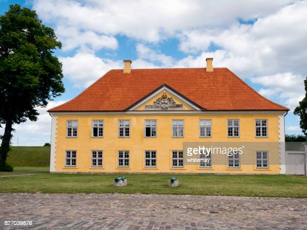 The Commander's House in Kastellet, Copenhagen