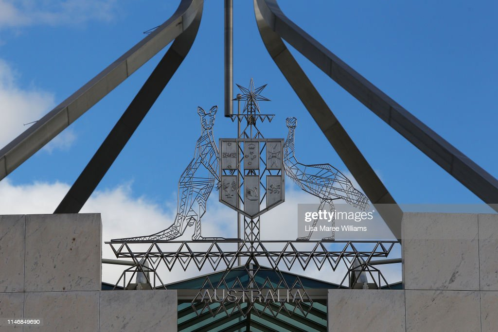 General Views Of Canberra As Australia Prepares For Federal Election : News Photo
