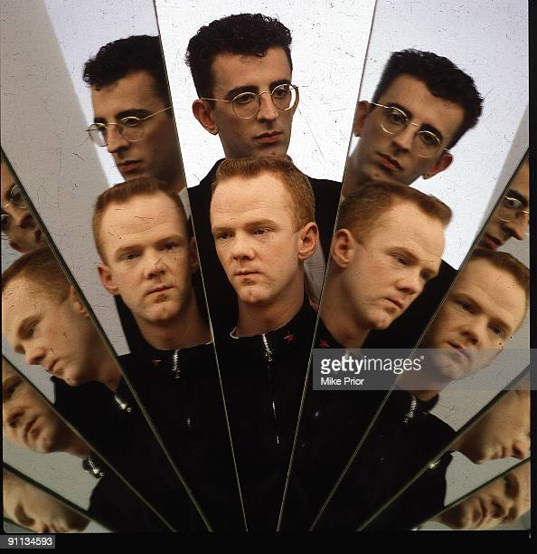 The Communards posed in London in 1985. Richard Coles Jimmy Somerville