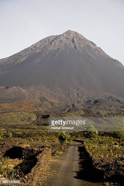 The community of Cha das Caldeiras is located at the foot of Fogo volcano In the 19th century the descendants of French adventurer Armand de Montrond...