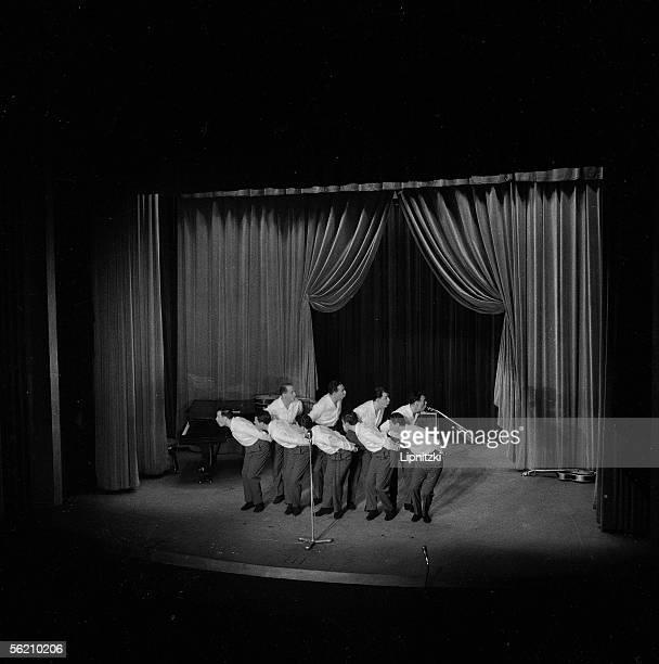 The 'Compagnons de la chanson' Paris Bobino February 1962