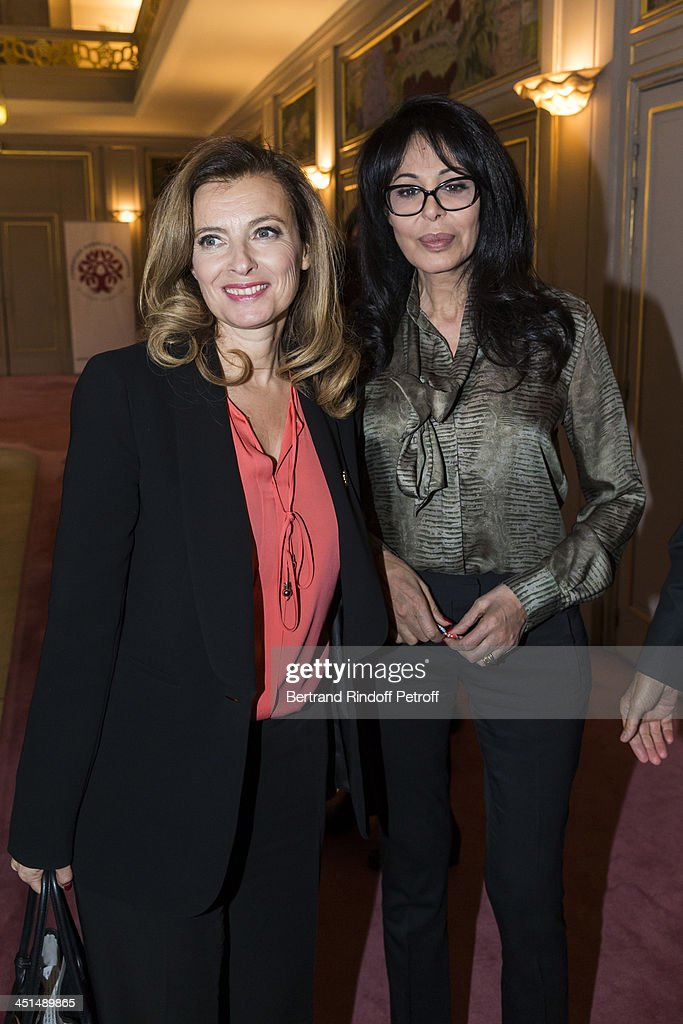 Danielle Mitterrand Prize 2013 At La Comedie Des Champs ELysees