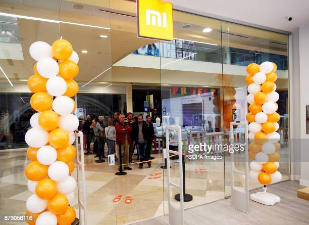 XANADú ARROYOMOLINOS MADRID SPAIN The company Xiaomi inaugurates its first store in Spain Spain is the second European country in which the Chinese...