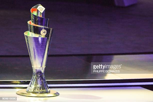 The Best Uefa Nations League Trophy