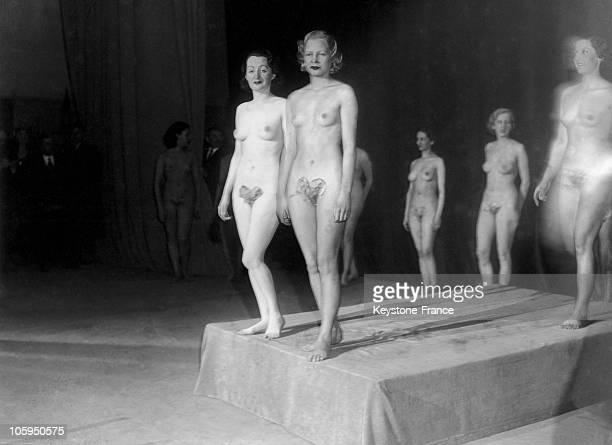 The competitors of Venus 1935